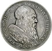 5 Mark - Georg II (Pattern) – obverse