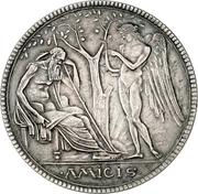 5 Mark - Georg II (Pattern) – reverse