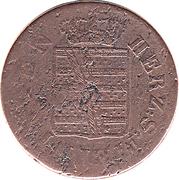 2 Pfennig - Bernhard II – obverse