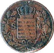 1 Pfennig - Bernhard II – obverse