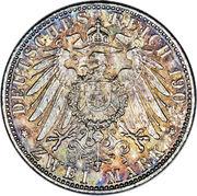 2 Mark - Georg II – reverse