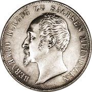 2 Gulden - Bernhard II – obverse