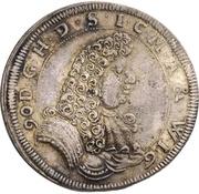 ⅔ Thaler - Heinrich III. – obverse