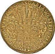 1 Thaler - Johann Ernst VIII – reverse