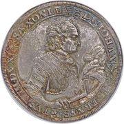 1 Thaler - Johann Ernst VIII. – obverse