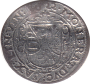 1 Groschen - Johann Ernst IV and his 6 brothers – obverse