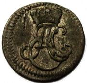 3 Pfennig - Ernst August II Constantine – obverse