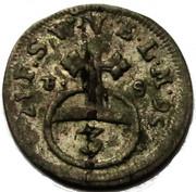 3 Pfennig - Ernst August II Constantine – reverse