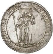 1 Thaler - Johan Adolf I. (Death) – obverse