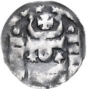 1 Denar - Heinrich der Löwe (Bardowick) – obverse
