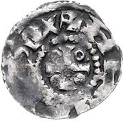 1 Denar - Heinrich der Löwe (Bardowick) – reverse