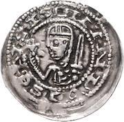 1 Pfennig - Bernhard III (Bardowick) – obverse