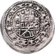 1 Pfennig - Bernhard III (Bardowick) – reverse