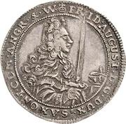⅛ Thaler - Friedrich August I. – obverse