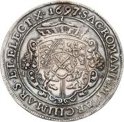 ½ Thaler - Friedrich August I. – reverse
