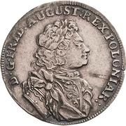⅓ Thaler - Friedrich August I. (Cosel-Drittel) – obverse