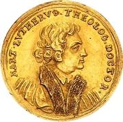 1 Ducat - Friedrich August I. (Reformation) – obverse