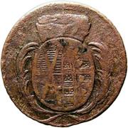 1 Pfennig - Friedrich August III. – obverse