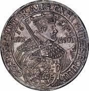 1 Thaler - Johann Georg I (Augsburg Confession) – obverse