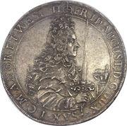 1 Thaler - Friedrich August I. – obverse
