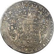 1 Thaler - Friedrich Augustus I – reverse