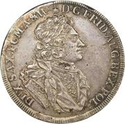 1 Thaler - Friedrich August I – obverse