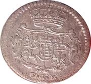 3 Pfennig - Friedrich August II -  obverse