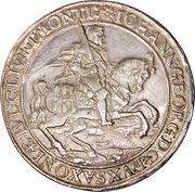 1½ Thaler - Johann Georg I. – obverse