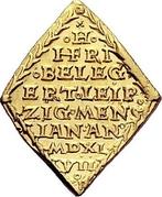 1 Ducat - Moritz (Siege coinage) – reverse