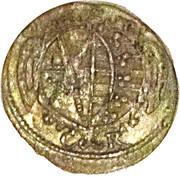 1 Pfennig - Johann Georg I – obverse