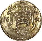 1 Pfennig - Johann Georg I – reverse