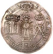 3 Thaler - Johann Georg II (Moritzburg Chapel) – obverse