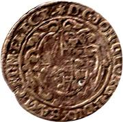 1/24 Thaler - Johann Georg II – obverse