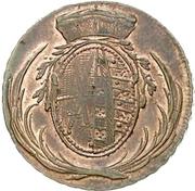 3 Pfennig -  Friedrich August III -  obverse