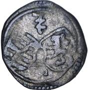 3 Pfennig (Dreier) - Georg – reverse
