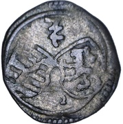 3 Pfennig (Dreier) - Georg the Bearded – reverse