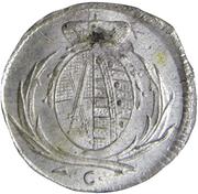 3 Pfennig - Friedrich August III – obverse