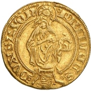 1 Goldgulden - Friedrich II. – obverse