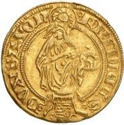 1 Goldgulden - Friedrich II. – obverse