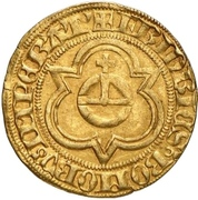 1 Goldgulden - Friedrich II. – reverse