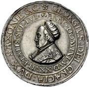 1½ Guldengroschen - Georg the Bearded – obverse