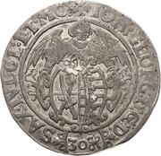 30 Groschen - Johann Georg I. – obverse