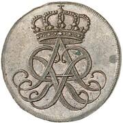 1 Pfennig - Friedrich August I. (Pattern) – obverse