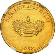 2 Ducats - Friedrich August I (Coronation) -  obverse
