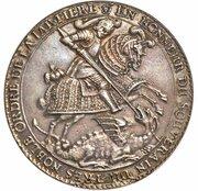 3 Thaler - Johann Georg II. – obverse