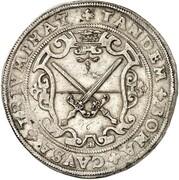 2 Thaler - August (Conquest of Gotha) – obverse