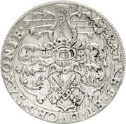 1 Groschen - Christian II., Johann Georg I. und August – obverse