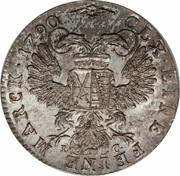 1/12 Thaler - Friedrich August III – reverse