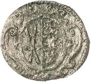 1 Dreier - Johann Georg I and August – obverse