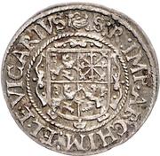 1 Groschen - Johann Georg I. (Vicariat) – obverse